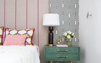 How do you feel about wallpaper gaining popularity lately?